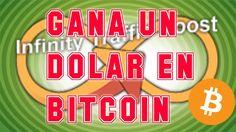 NUEVO METODO PARA GANAR BITCOIN | INFINITY TRAFFIC BOOST| COMPROBANTE DE PAGO #DineroRapido