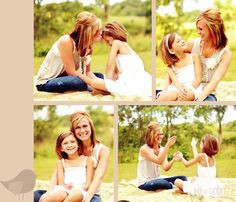 :: Mother-daughter ::