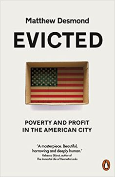 This is an essay book, that tells true story of eviction and poverty in the modern US country. It tells the reader many true stories, some of them isolated and some of them bounded to each other, all of them have to face with one or multiple evictions,