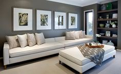 Taupe Wall colour