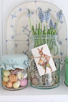 Easter Decorating - via VIBEKE DESIGN