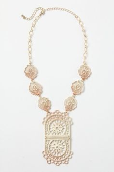 Picado Necklace - Lyst