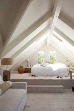 Podłoga sypialnia