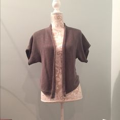 Short  sleeve cardigan Used a few times. Good condition Old Navy Sweaters Cardigans