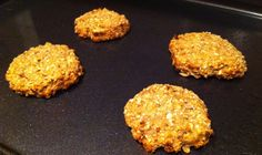 Miss Tokyo Flash: Banana and Oat Cookies Low Fat Biscuits, Slimming World Breakfast, Healthy Snacks, Healthy Eating, Tasty Cookies, Banana Oats, Recipe Boards, Slimming World Recipes, Banana Bread Recipes