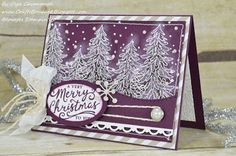 Crafts Bouquet: Stampin'Up 2015 Christmas Cards and Projects