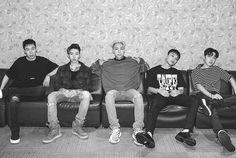 DJ Pumkin, Jay Park, Loco, Simon Dominic & Gray