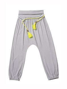 harem pants burda pattern for daughter
