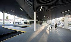 Bus Station - DTR Studio