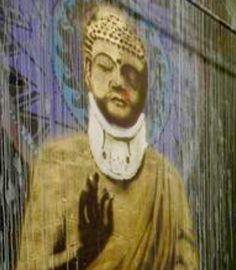Curagami Flipbook with Meerkat, Google and Banksy
