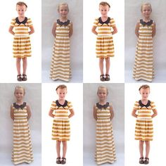The Penny mini maxi dress