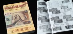 Standard Catalog of World Paper Money Catalog, Money, Personalized Items, Paper, Shop, Silver, Brochures, Store