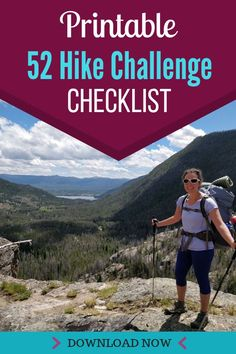 Pack everything you need and nothing you don't for your first overnight hiking trip with this complete backpacking gear checklist. Made specifically for beginner backpackers to help you transition from day hiker to badass backpacker. Hiking Places, Hiking Tips, Camping And Hiking, Hiking Gear, Hiking Backpack, Hiking Shoes, Camping Hacks, Backpacking Trails, Hiking Training