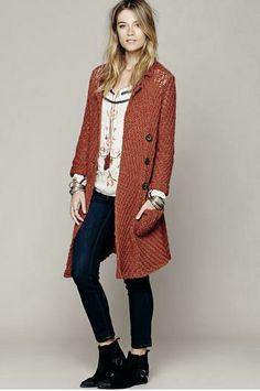 Sweater coat   Voguec Shop