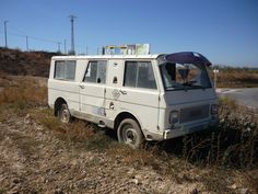 Just A Car Geek: Jeep Viasa - Abandoned in Spain