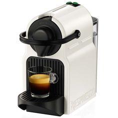 Cafeteira Nespresso Inissia Preparo de Espresso e Longo, 19 Bar de Pressão – Branca