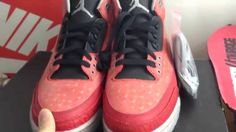 59fdb5eb3ab7a4 Authentic Air Jordan 3 DB Doernbecher