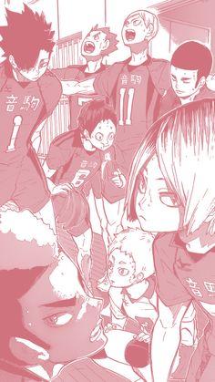 Anime Wallpaper Phone, Haikyuu Wallpaper, Aesthetic Iphone Wallpaper, Cool Wallpaper, Haikyuu Manga, Manga Anime, Anime Art, Animes Wallpapers, Cute Wallpapers