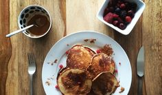 [Recept]: Breakfast pancakes