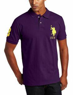 U.S. Polo Assn. Men's Solid Polo With Big Pony, Majesty Purple, XX-Large U.S. Polo Assn.,http://www.amazon.com/dp/B00B2IAN9C/ref=cm_sw_r_pi_dp_gsQwtb052YK603MG