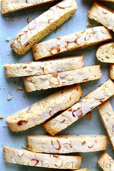 almond biscotti | almond biscotti recipe | biscotti | biscotti recipe