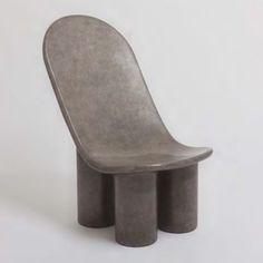 daniellaondesignSpoon #chair in #bronze by @fayetoogood for @friedman_benda #bronzefurniture #furniture #furnituredesign #fayetoogood #fayetoogoodworkshop #contemporarydesign