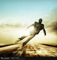 I Came So Close by Martin Stranka -- Creative Conceptual #Photography