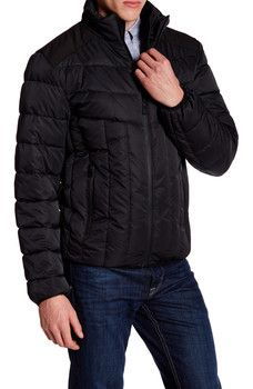Perry Ellis - Quilted Jacket