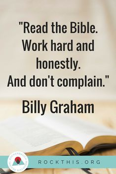 Billy and Ruth Graham left a legacy to be admired. While their legacy is incredible, what about the legacy we're leaving? Is it possible to have a legacy like theirs? This is a great article with a workbook to help set your own legacy goals. Christian Life, Christian Quotes, Christian Living, Billy Graham Quotes, Soli Deo Gloria, Bible Verses Quotes, Scriptures, Love The Lord, Life Lessons