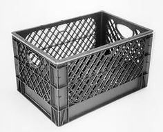 Milk Crate - Motion Picture Industry Standard $40