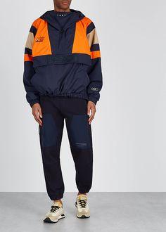 14d38668 Napa by Martine Rose Huez panelled cotton jacket - Harvey Nichols