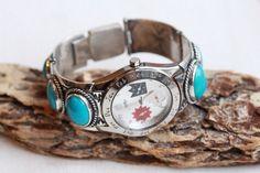 Horizon Blue Sleeping Beauty 8Peace 時計カスタムバングル #TAKA #HorizonBlue #自由が丘 #じゆうがおか #とけい #jewelry #jewellery #watch #silver #art #turquoise #turquoisejewelry #bangle #バングル #ブレスレット #instacool #instacoolpicture #handmade #ordermade