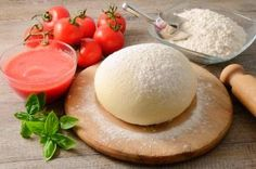 Impasto per la pizza con il Kenwood Cooking Chef - Ricette Kenwood Cooking Chef
