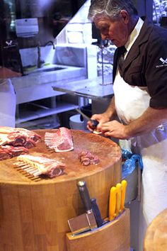 Victor Churchill Butcher Shop | David Lebovitz