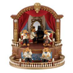 Raro Nuevo Mr Christmas Spinning época victoriana bailarines 100 Tune Caja de Música Nuevo En Caja