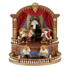 Musical Chairs Music Box