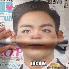 How to make Hot TOP to Cute TOP | allkpop Meme Center