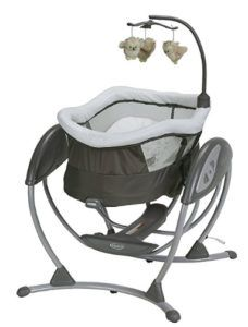 Graco DreamGlider Gliding Swing and Sleeper. Gently lower the swing seat to create a cozy, reclined sleep space as baby continues to glide with the soothing Graco DreamGlider Gliding Swing and Sleeper. Baby Swing Seat, Crib Swing, Baby Swings, Graco Baby Swing, Baby Needs, Baby Love, Baby Baby, Baby Newborn, Baby Girls