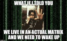 """Carrie-Anne Moss from the Matrix movies says """"we are living in a matrix."""" When it comes to our children, she says """"we have to be awake...and protect them."""""""