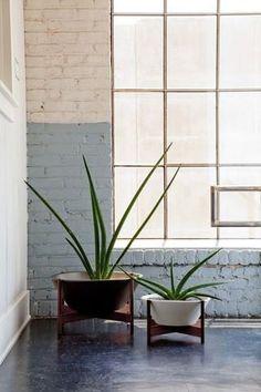 Modernica Case Study®️️ Ceramic Wok Pot Planter - Large - gardenmybalcony.com - 7