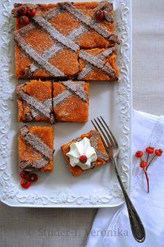Rosehip ginger cake