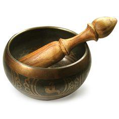 Tibetan Singing Bowls for Chakra Healing, Meditation and Feng Shui