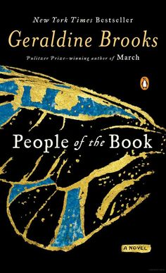 """People of the Book"" by Geraldine Brooks"