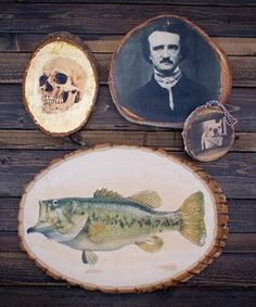 Skip the typical wedding-picture frame and give the wedding couple photos transferred onto a beautiful wood block. The crafts store Michael's has a simple step-by-step tutorial on its blog, Michaels Blog The Glue String.