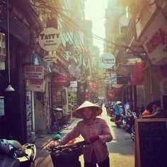 Hanoi Old City, Vietnam Hanoi Vietnam, Old City, Old Town