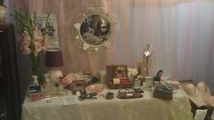 Debrafide: Haberdashery Debs* at the Vintage & Retro Style Homemaker Pop Up Shop at Red Door Studios - East Ham, Newham