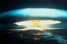 bikini atoll bombing