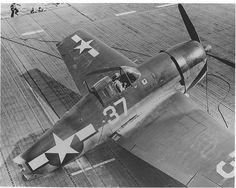 Grumman F6F Hellcat, via Flickr.