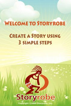 Storyrobe ($0.99) mobile digital storytelling application.  Create a digital story in three simple steps.  1. Choose Images/Videos  2. Record Story  3. Upload to YouTube or Email to friends    Features  Add Photographs/Video  Add Narration  Send to YouTube  Email Story  Saves the story to the camera roll then you can import into iPhoto  Create Threaded Stories or Storyrobe