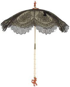 Parasol, ca. 1860; Les Arts Decoratifs 87-05-58